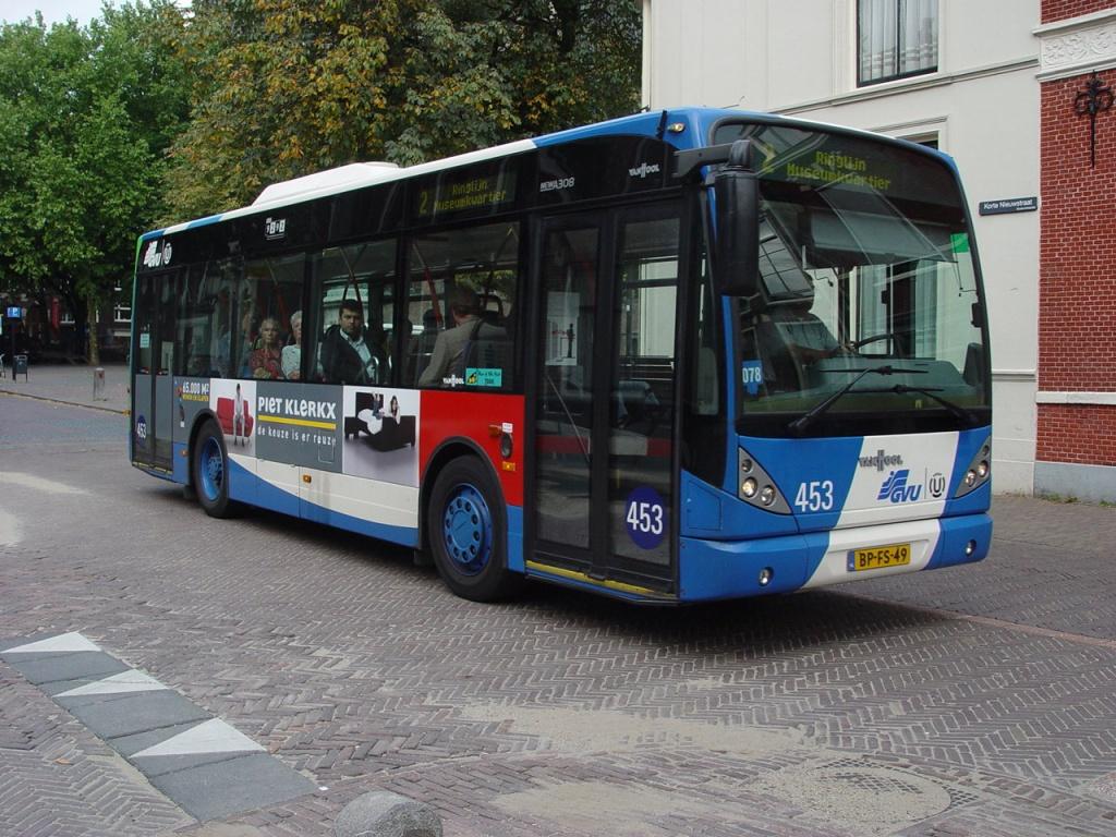 Piet Klerkx Utrecht : Gvu  van hool newa gvu utrecht busfoto